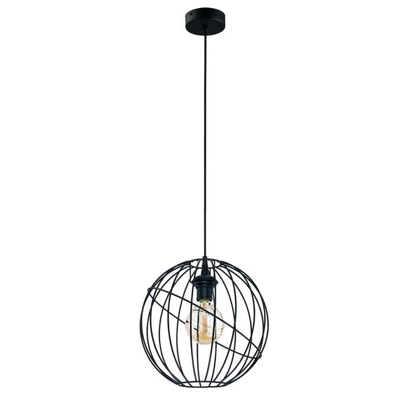 Lampa Wisząca Orbita Black 1626