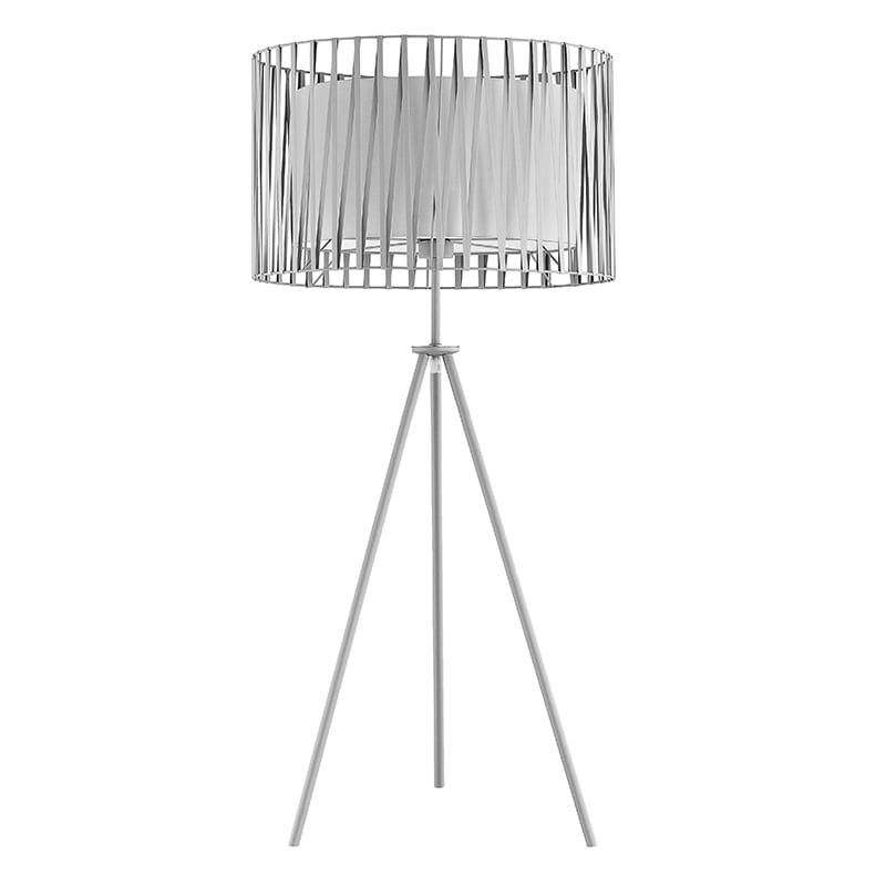 Lampa stołowa Harmony Gray 2896