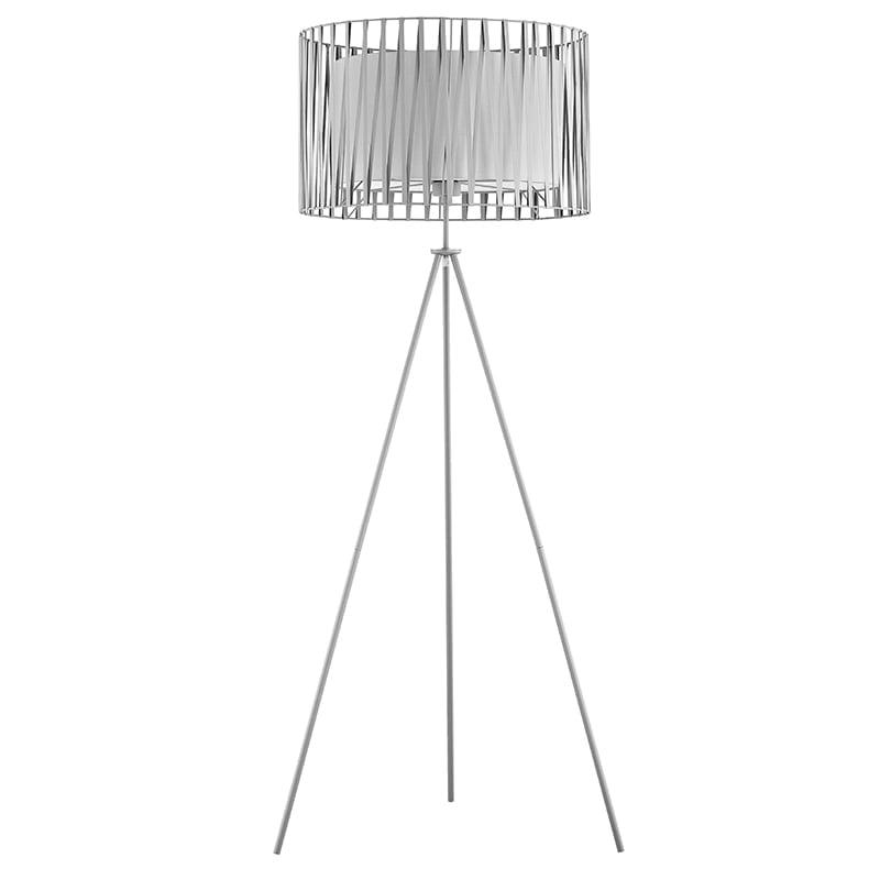 Lampa podłogowa Harmony Gray 2897