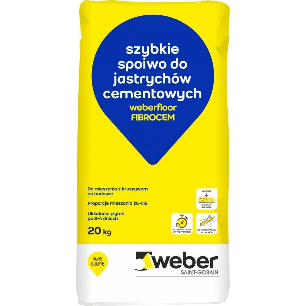weber.floor FIBROCEM