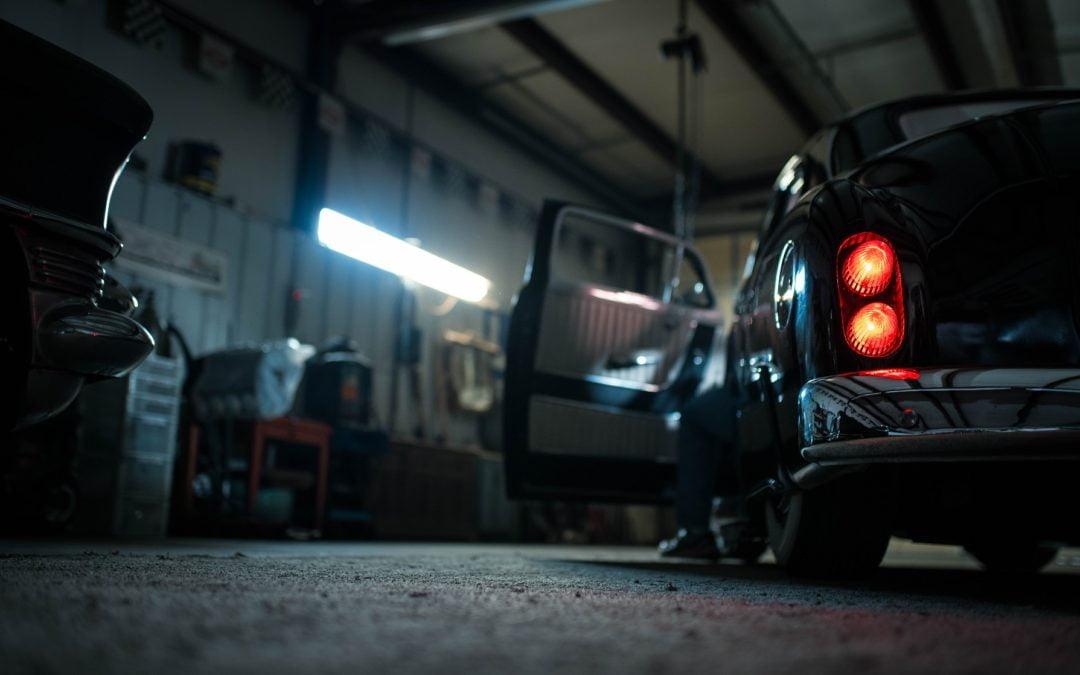 Jaka podłoga do garażu?