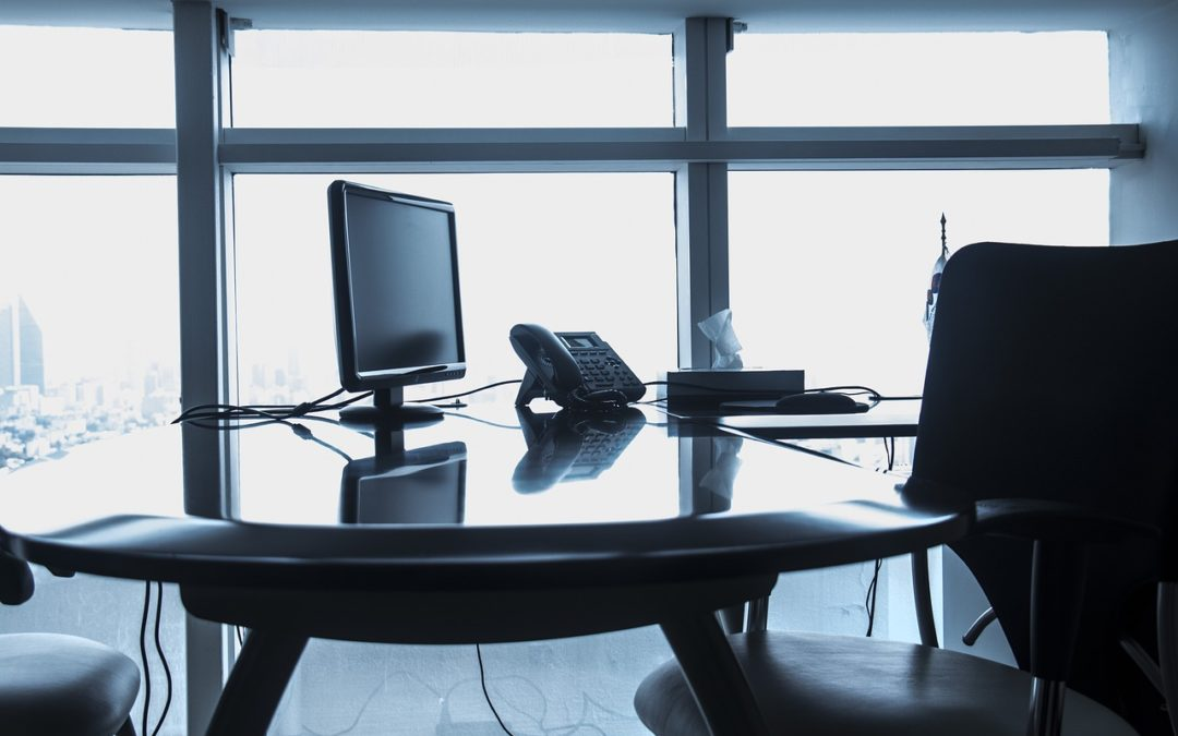 zdjęcie: jaka podłoga do biura