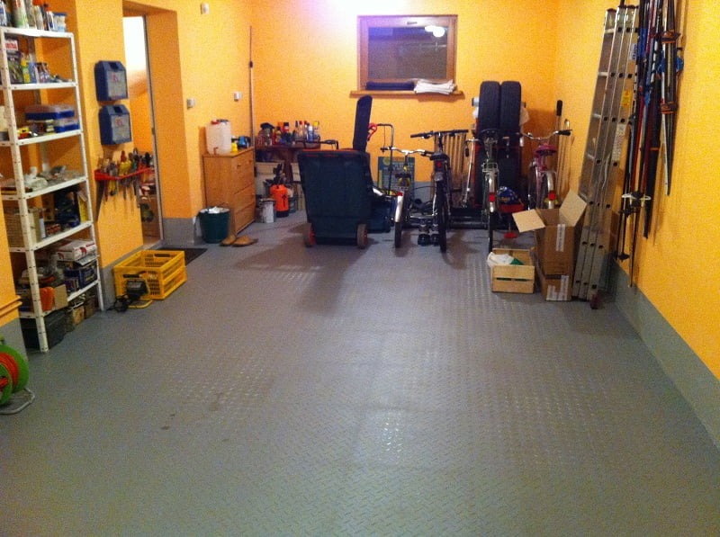 Posadzki do garażu 8