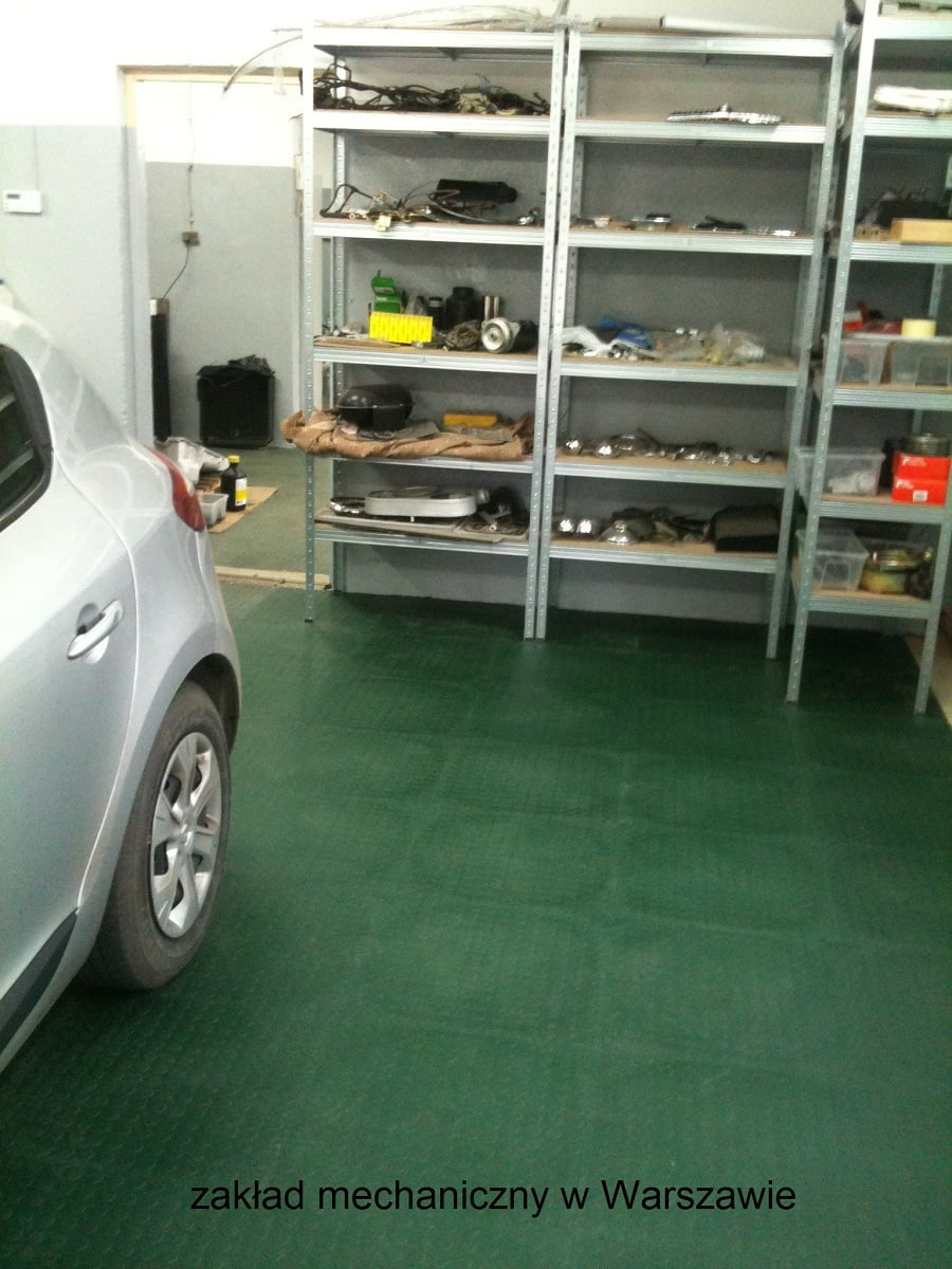 Posadzki do garażu 6