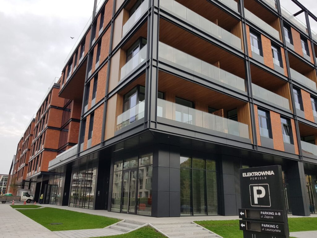 Elektrownia Powiśle – betonowe, dekoracyjne posadzki cienkowarstwowe 5