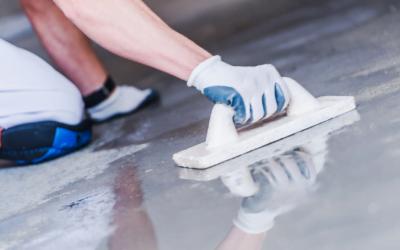 Remont posadzki betonowej – jak go wykonać?